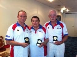 2012 Major Triples Runners up