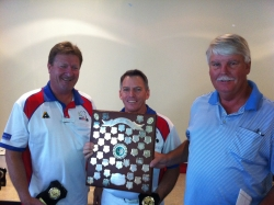 2012 Major Triples Champions