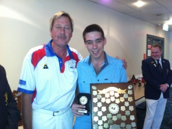 2012 Major Pairs Champions